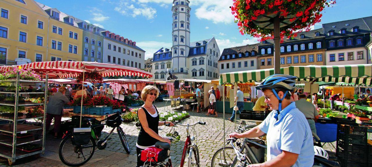 Gera, Thuringe, Allemagne
