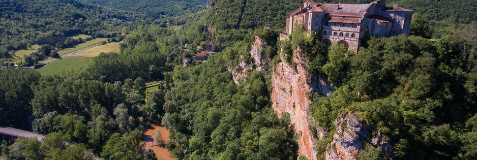Cazals, Quercy Rouergue et des Gorges de l'Aveyron, Occitanie, Frankrijk