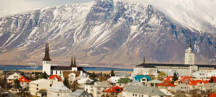 RVK, Höfuðborgarsvæðið, Islandia