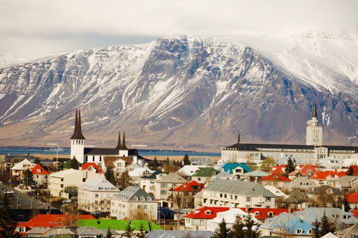Reykjavík, Höfuðborgarsvæðið, Islanda