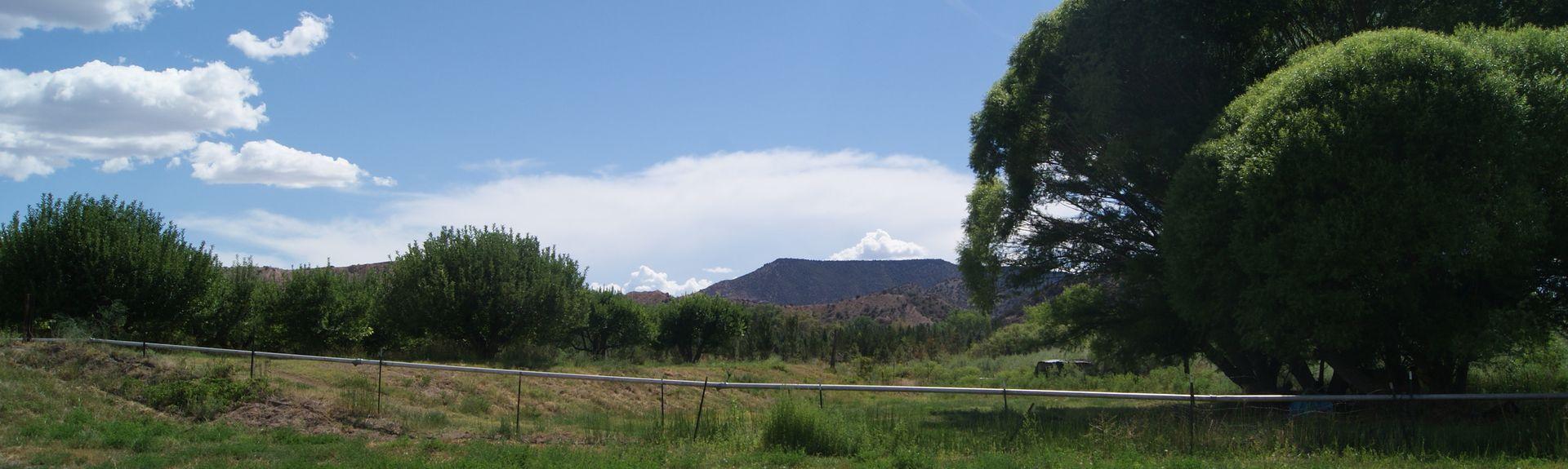 Pilar, Nouveau-Mexique, États-Unis d'Amérique