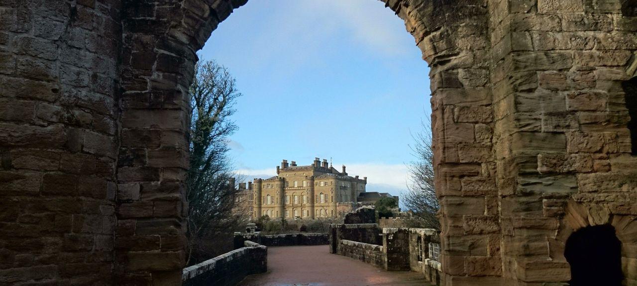 Culzean Castle, Maybole, Scotland, UK