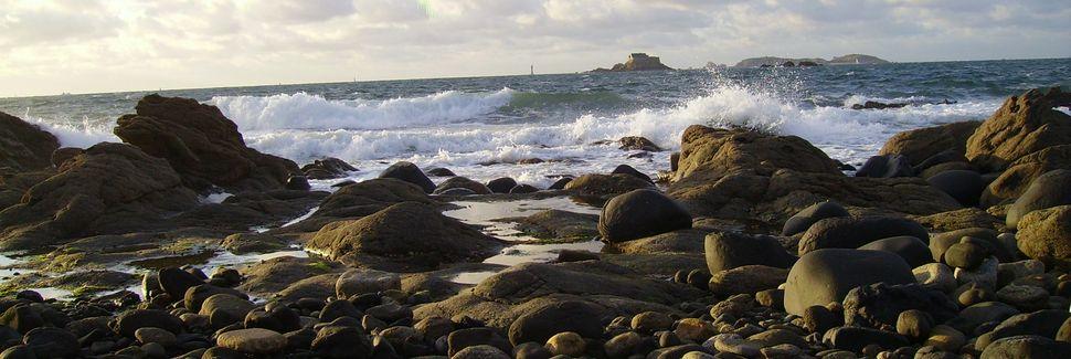 St. Malo Beach, St. Malo, France