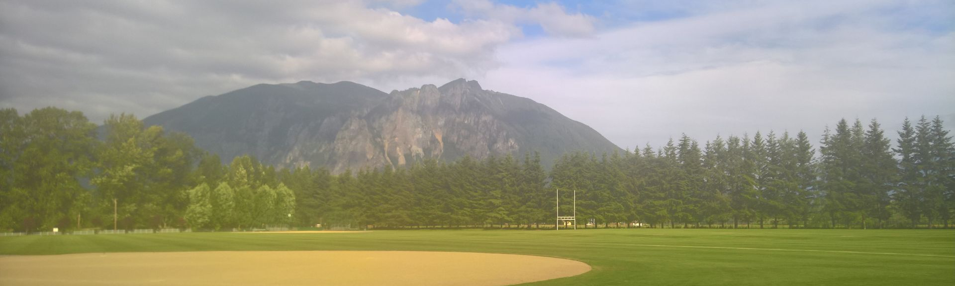 Mount Si Golf Course, Snoqualmie, WA, USA