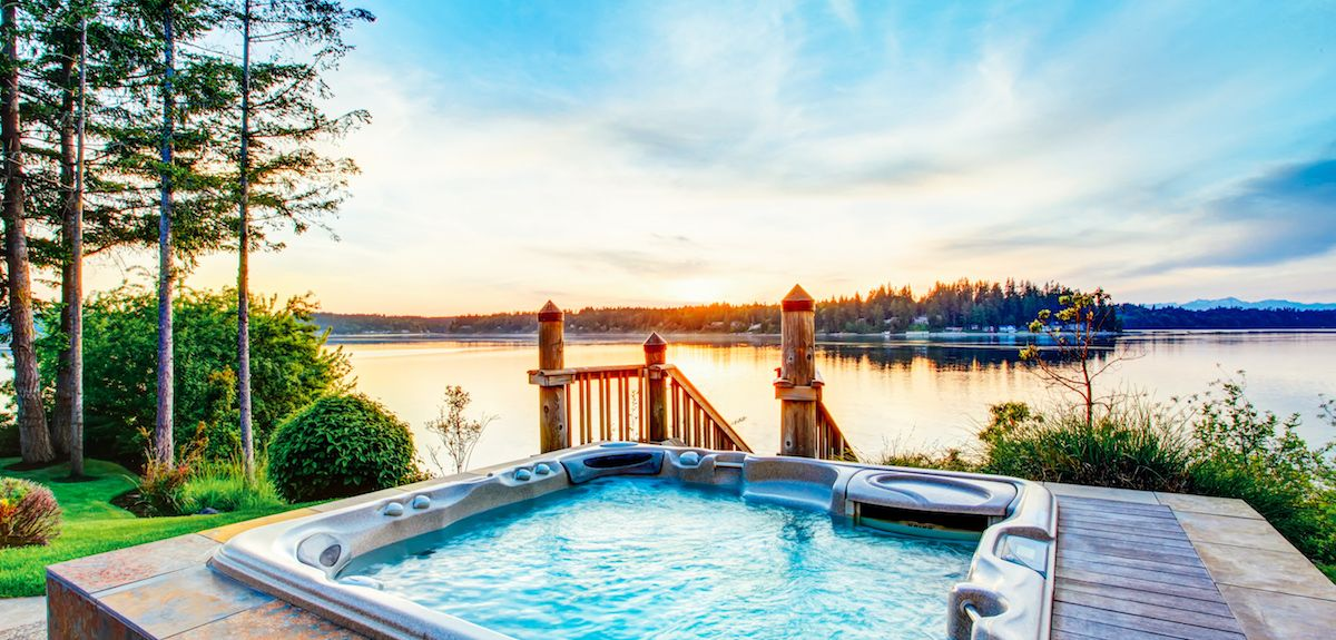 Book A Property With A Hot Tub On Homeaway