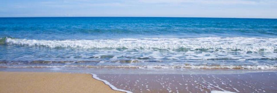 Spiaggia di San Juan, Alicante, Comunità Valenzana, Spagna