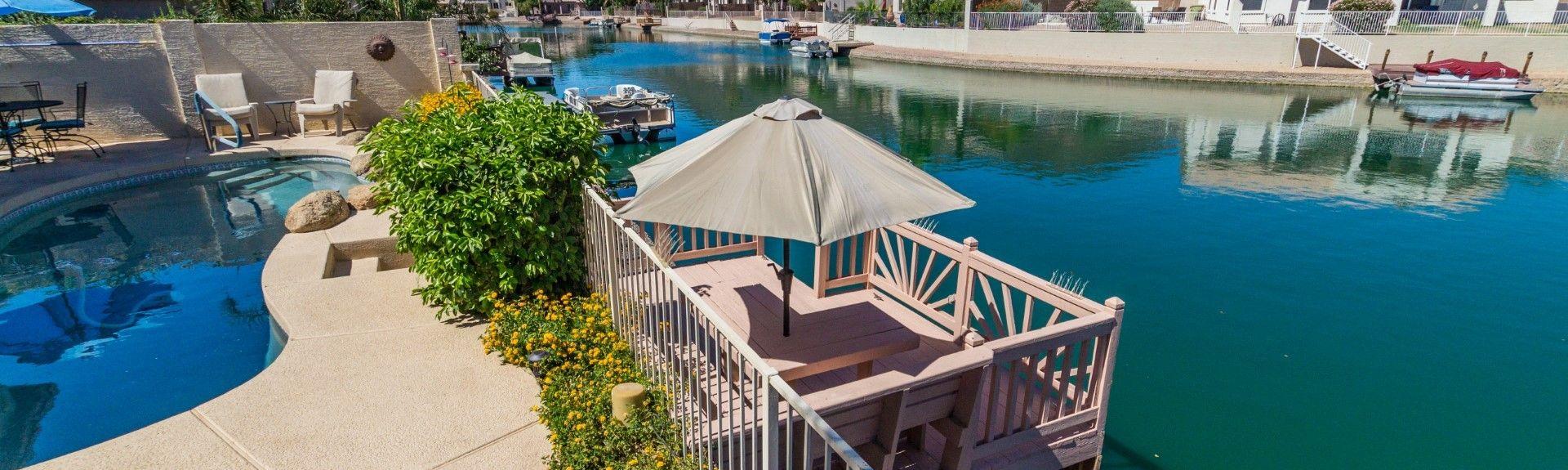 Arrowhead Lakes, Glendale, Arizona, États-Unis d'Amérique