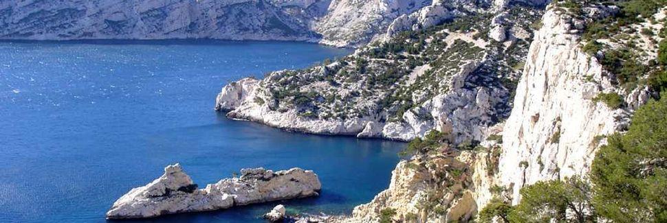 Sainte-Marguerite, Marseille, Provence-Alpes-Côte d'Azur, França