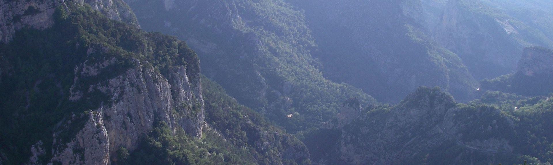Thorame-Basse, Provenza-Alpes-Costa Azul, Francia
