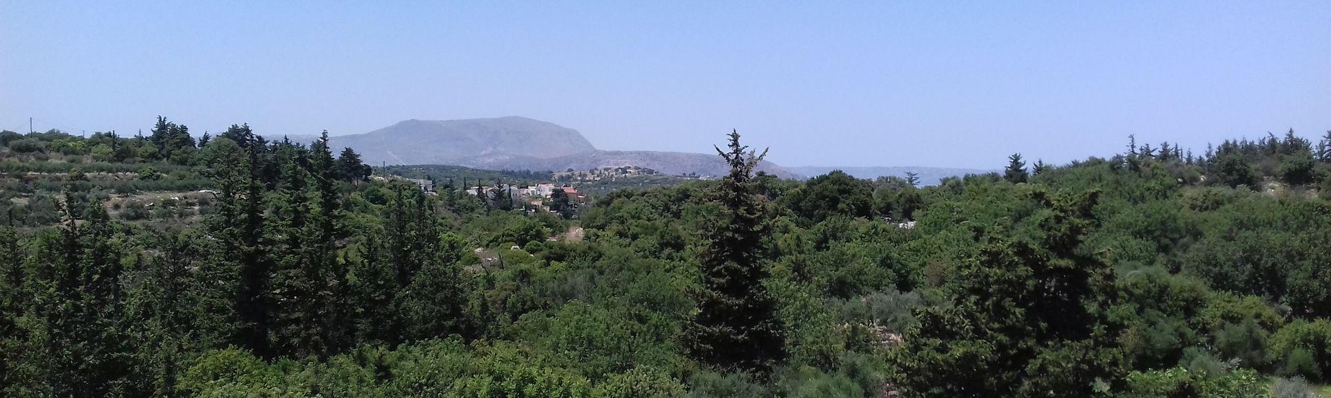 Douliana, Crète, Grèce