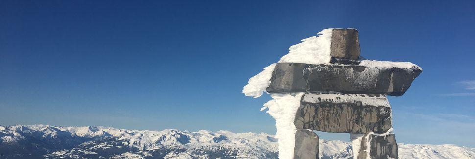 Glacier's Reach (Whistler, Brittiläinen Kolumbia, Kanada)