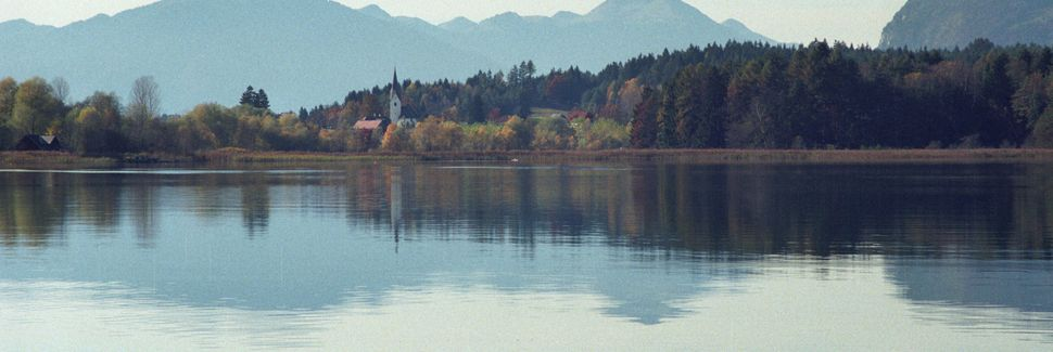 Oberaichwald, Finkenstein am Faaker See, Kärnten, Österreich