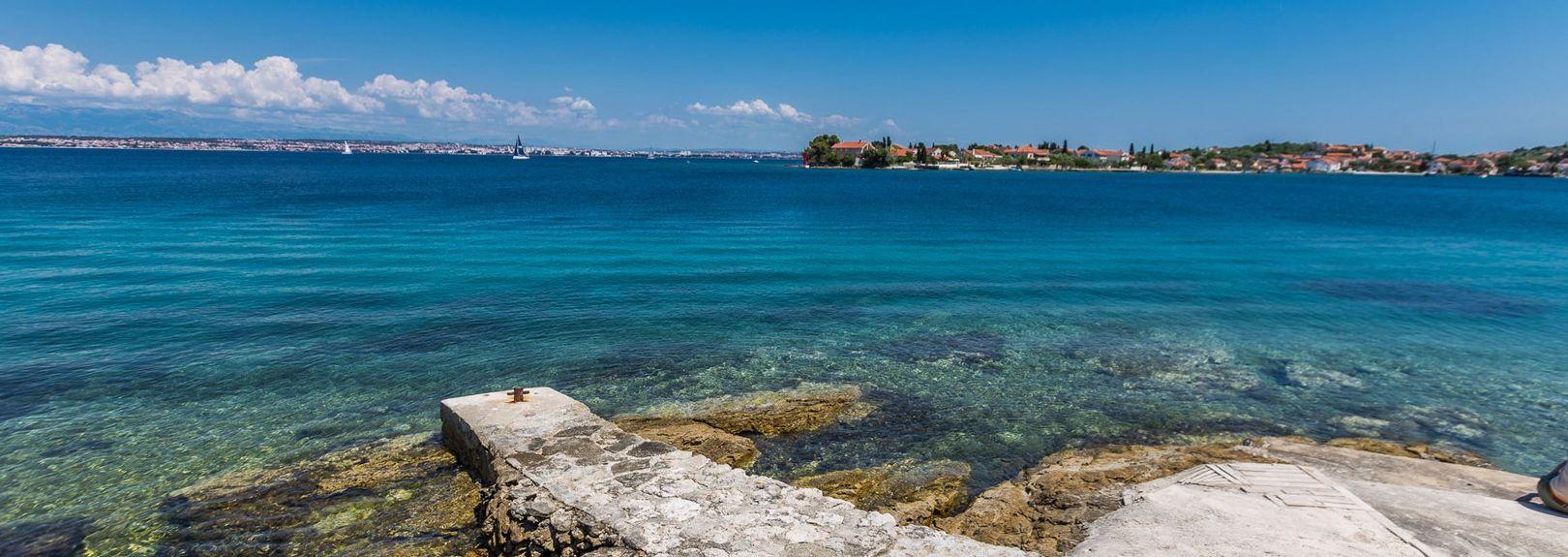 Luka, Sali, Zadar, Croácia