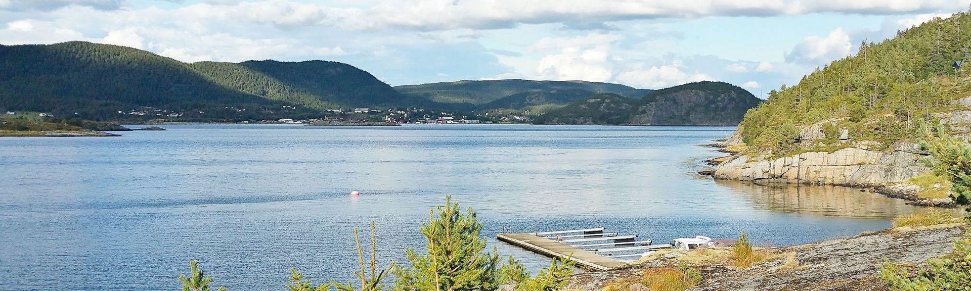 Sør-Trondelag (Provinz), Trøndelag, Norwegen