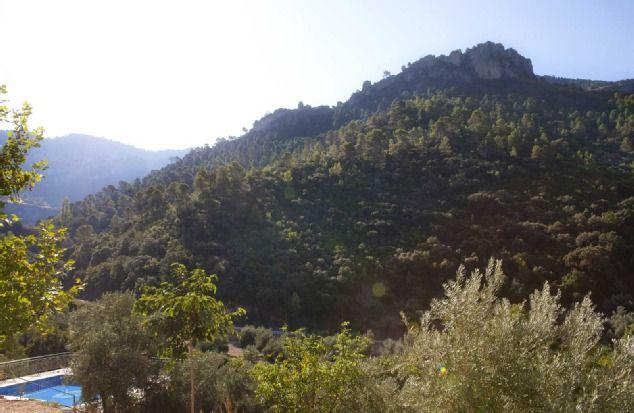 Chiclana de Segura, Andalousie, Espagne