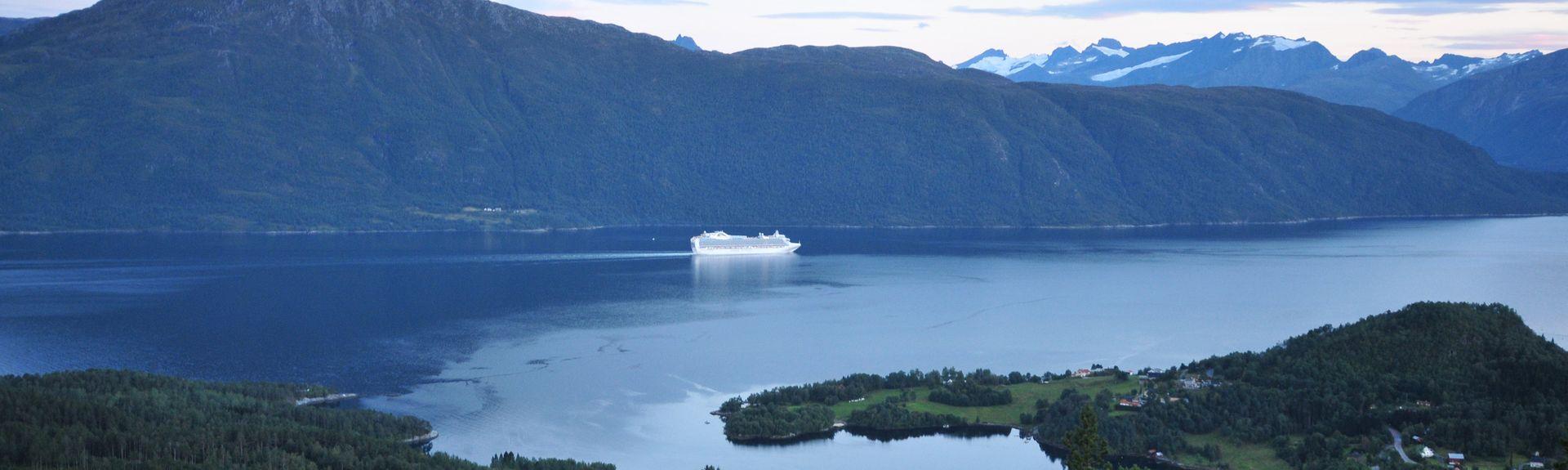 Møre og Romsdal, Norge