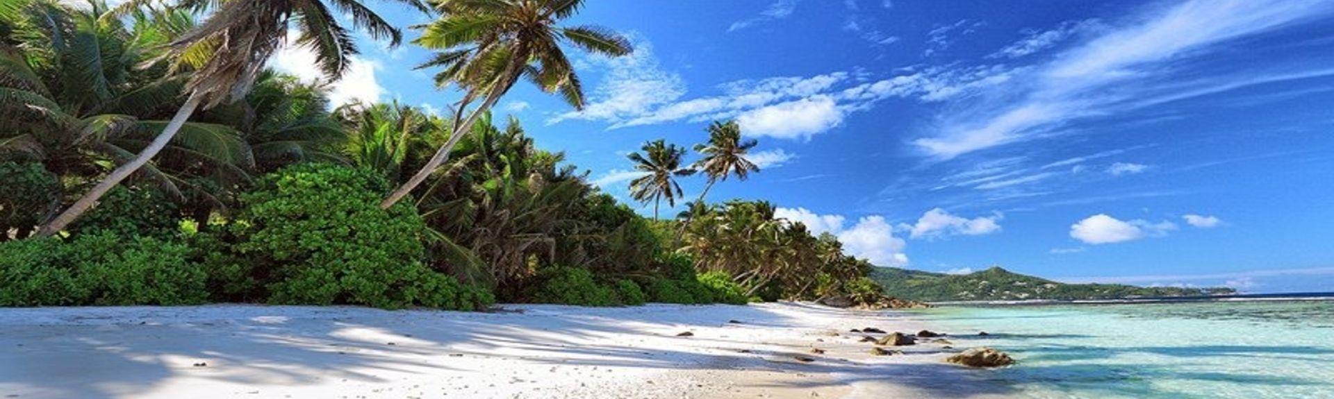 Beau Vallon Beach, Mahe Island, Seychelles