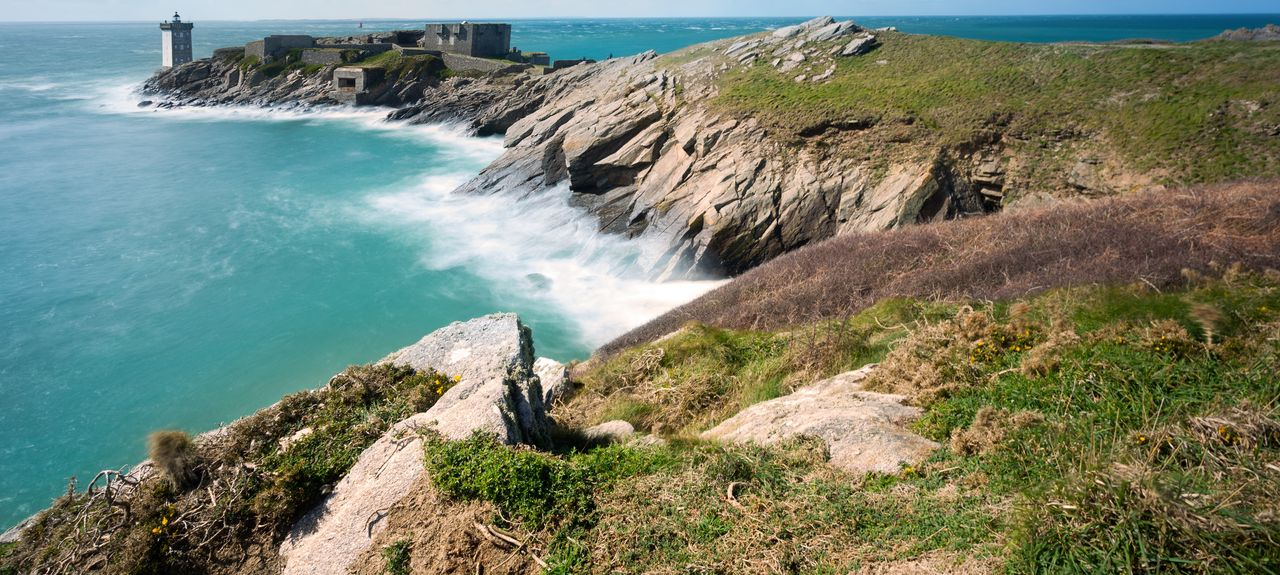 Le Conquet, Brittany, France