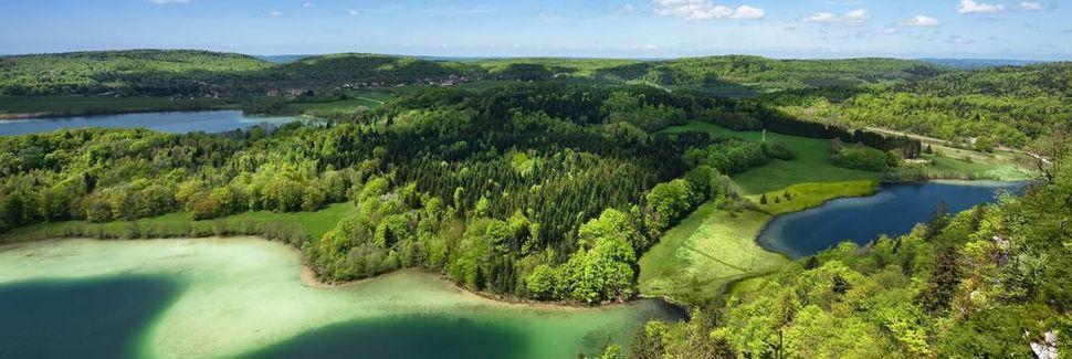 Polignyn asema, Poligny, Bourgogne Franche-Comté, Ranska