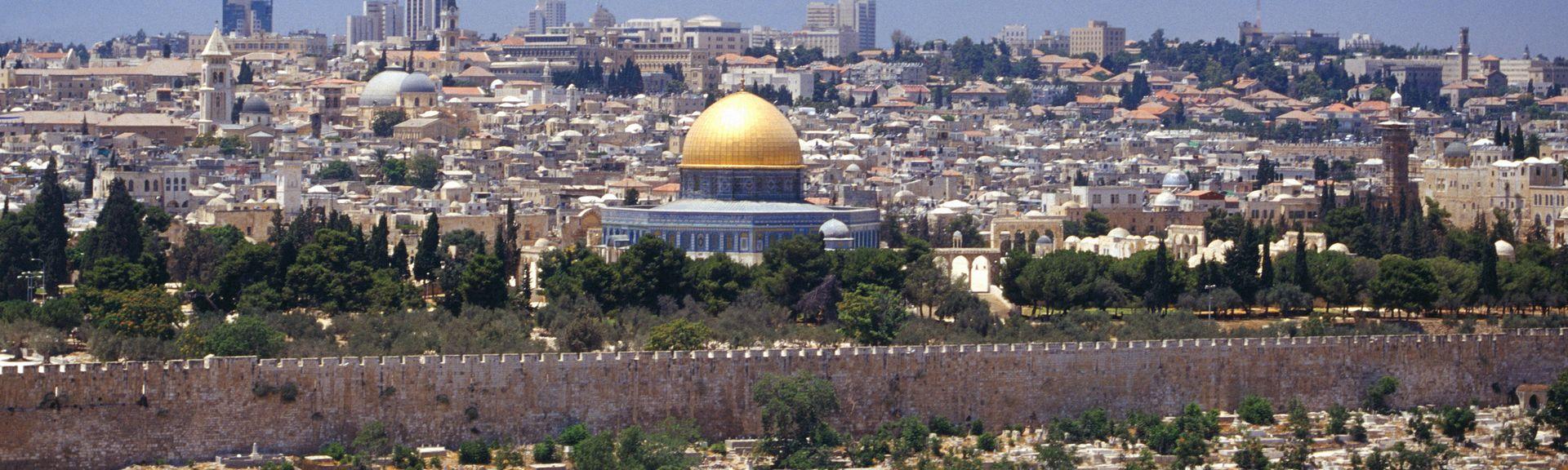 Jeruzalem, Israël