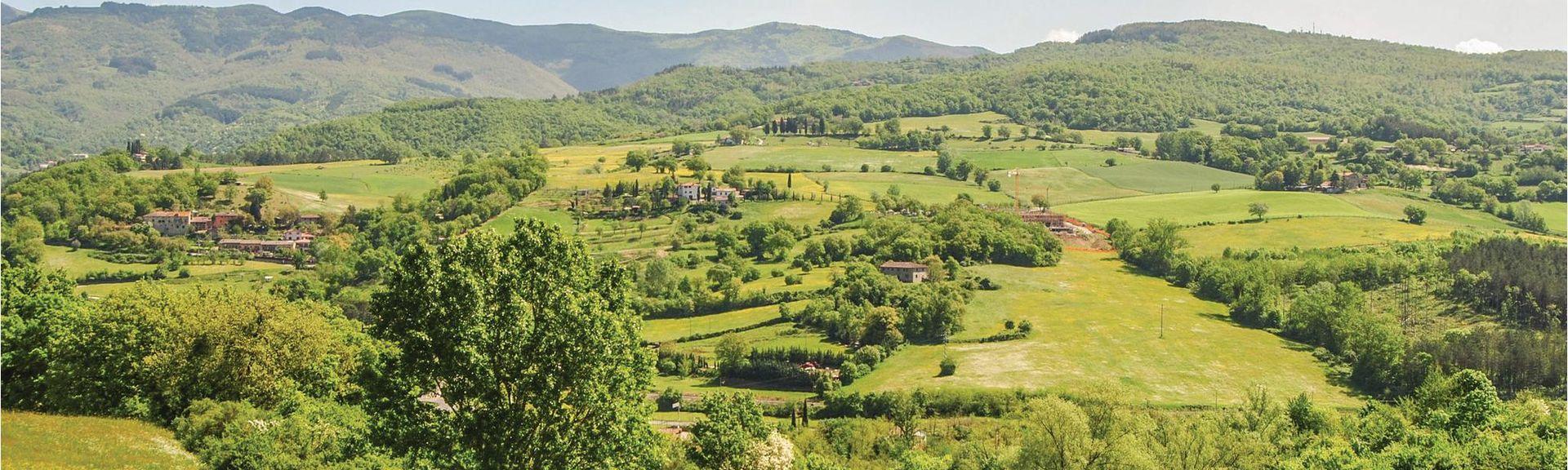 Monterchi, Toscana, Itália