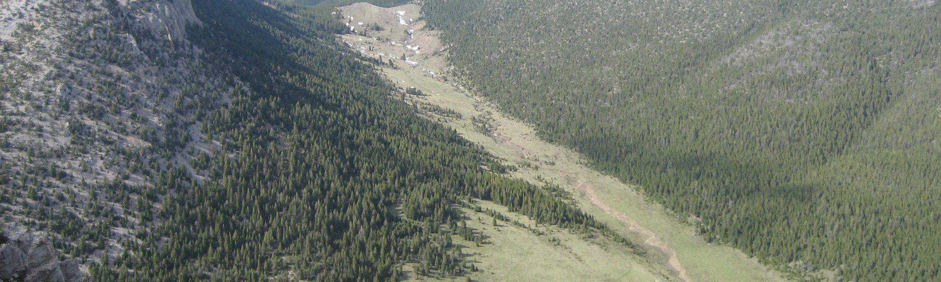 Choteau, Montana, United States of America