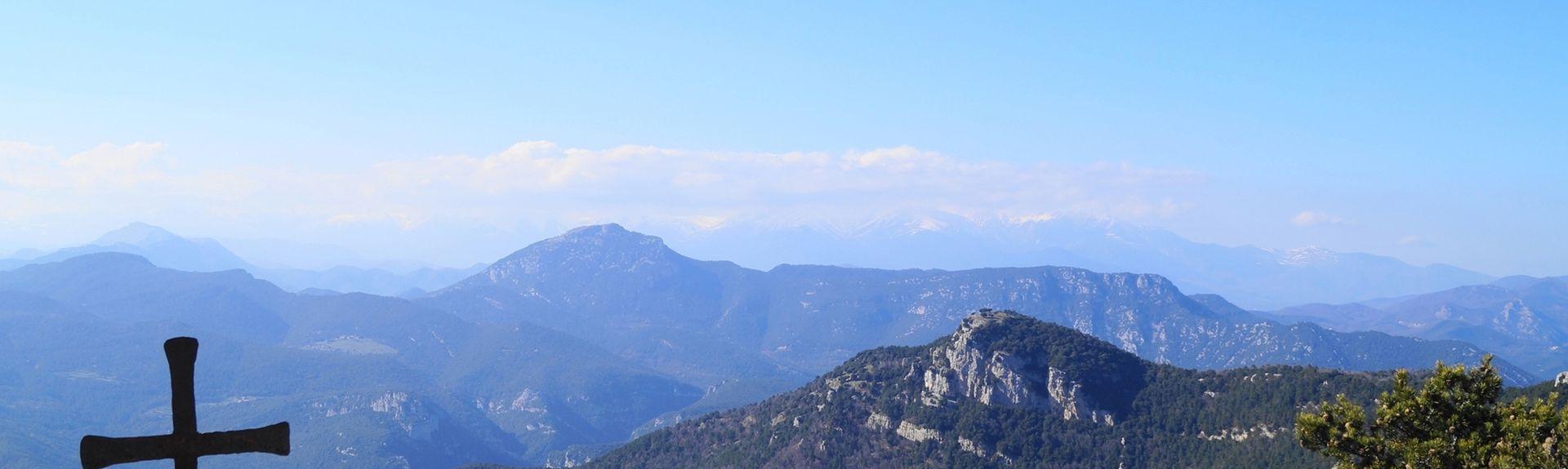 Les Roques, Bascara, Καταλονία, Ισπανία