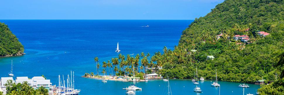 Rodney Bay, Santa Lucía