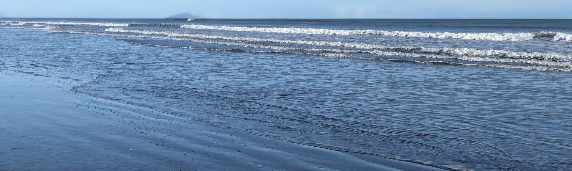 Waitarere Beach, Horowhenua, Manawatu-Wanganui, New Zealand