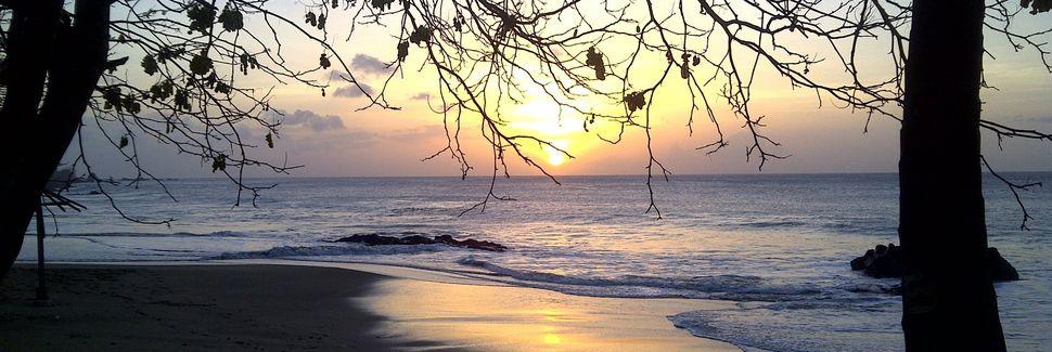 Castara Beach, Charlotteville, Tobago, Trinidad and Tobago