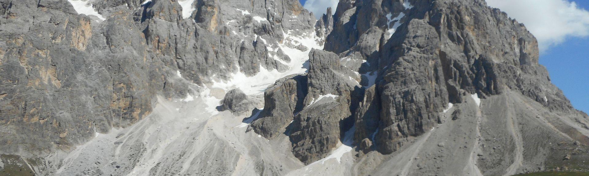 Passo Rolle, Trento, Trentino-Alto Adige/South Tyrol, Italy