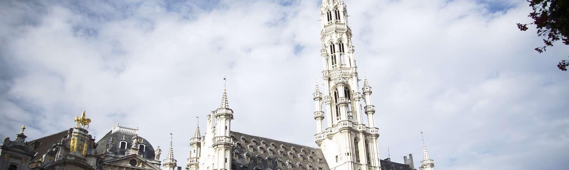 Dansaert, Brussels, Brussels-Capital Region, Belgium