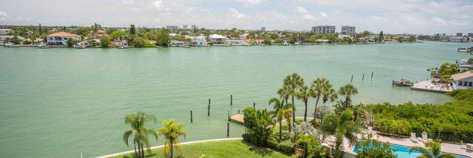 Palms of Treasure Island (Treasure Island, Floride, États-Unis d'Amérique)