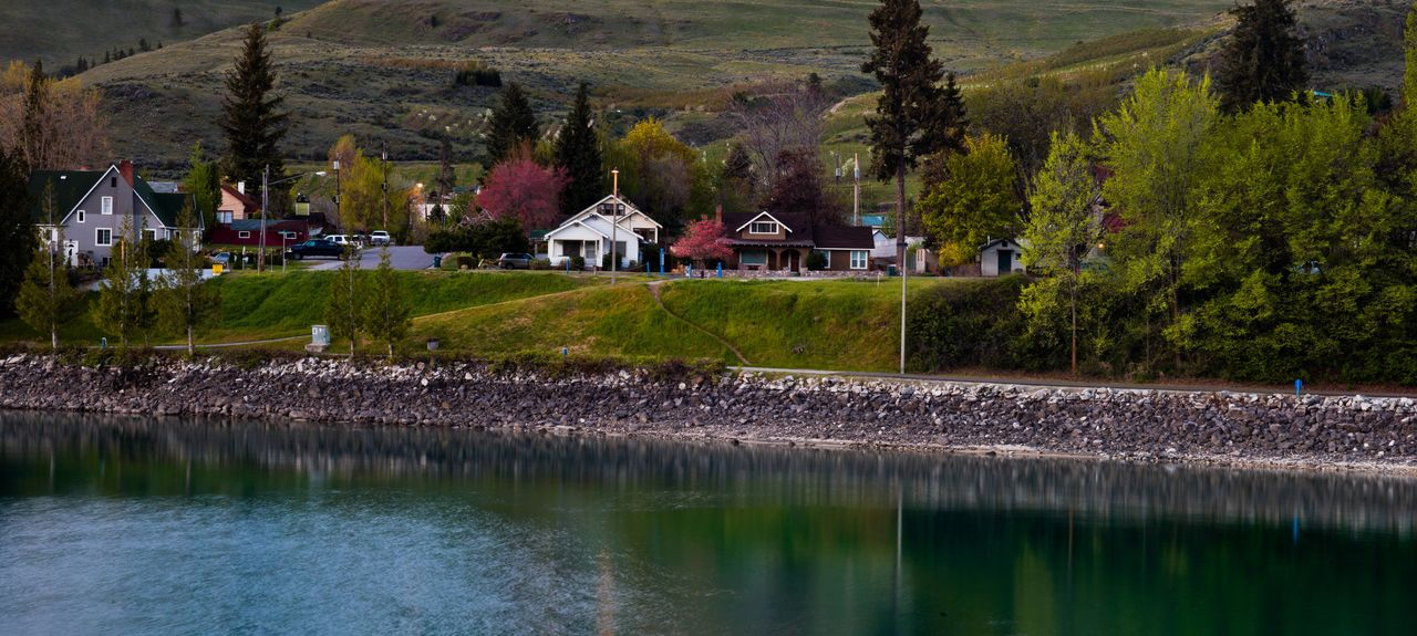 Lake Chelan, Washington, USA