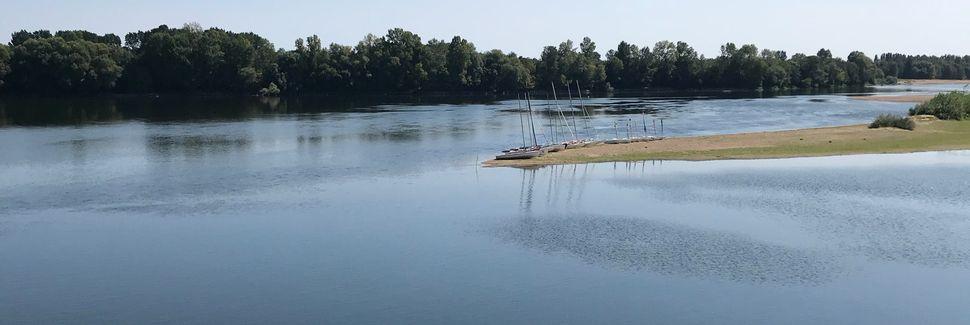 Grez-Neuville, Pays de la Loire, France