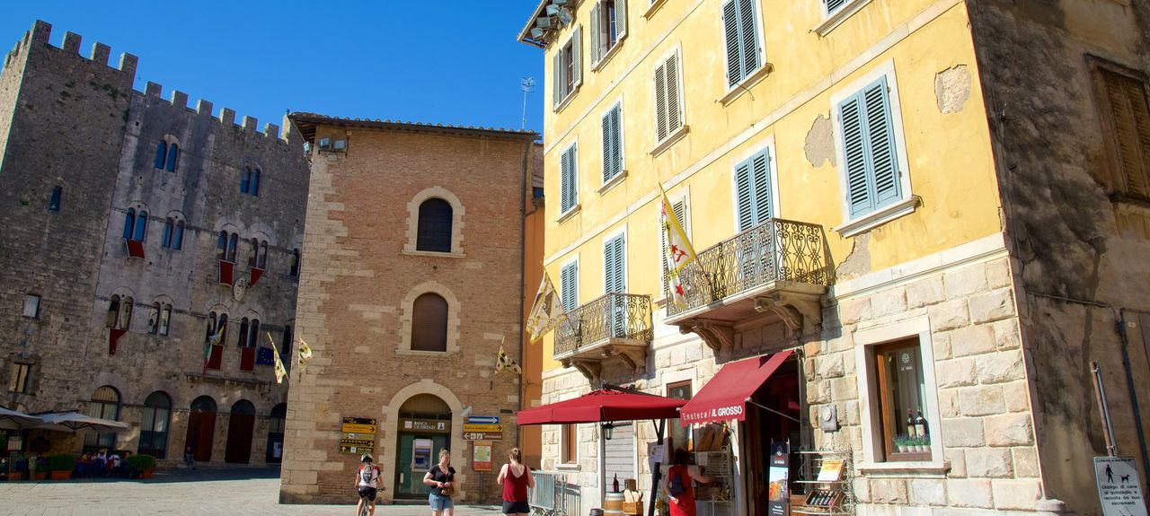 Massa Marittima, Toskania, Włochy