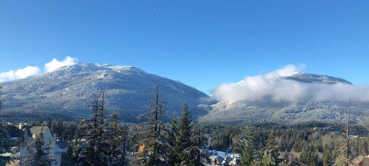 Marquise, Whistler, BC, Canada