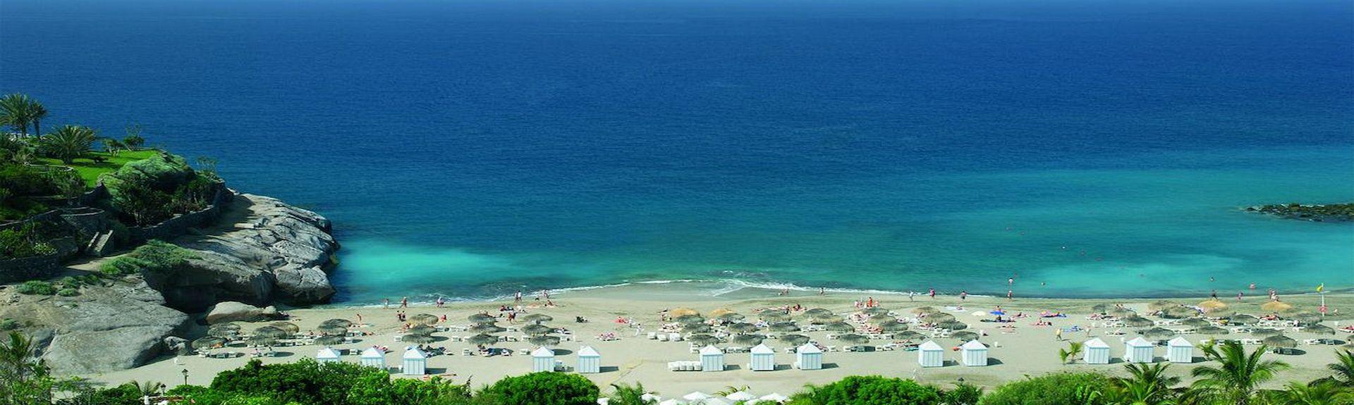 Callao Salvaje, Adeje, Canarische Eilanden, Spanje