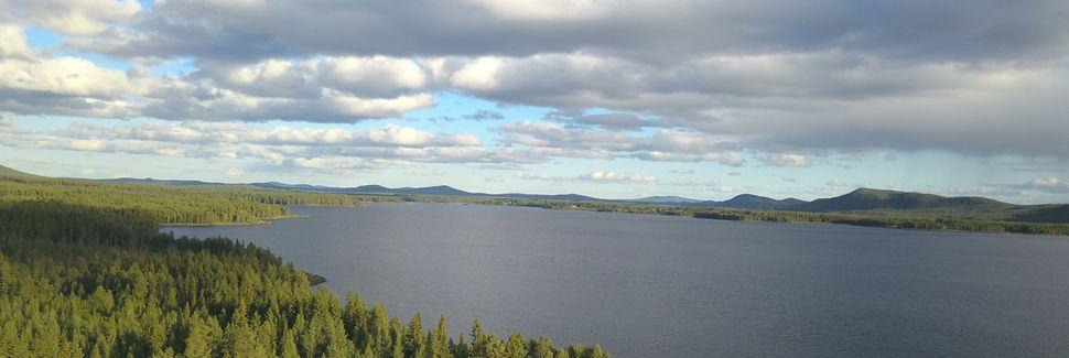 Västerbottenin lääni, Ruotsi