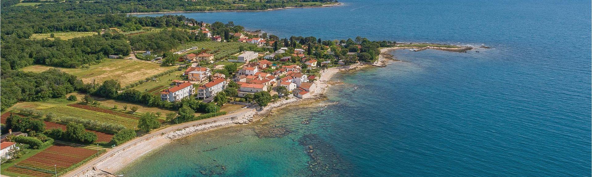 Savudrija, Gespanschaft Istrien, Kroatien