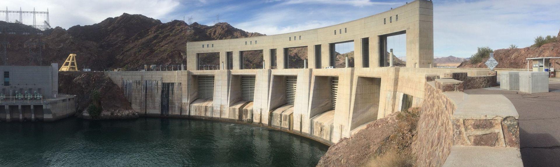 Parker Dam, CA, USA