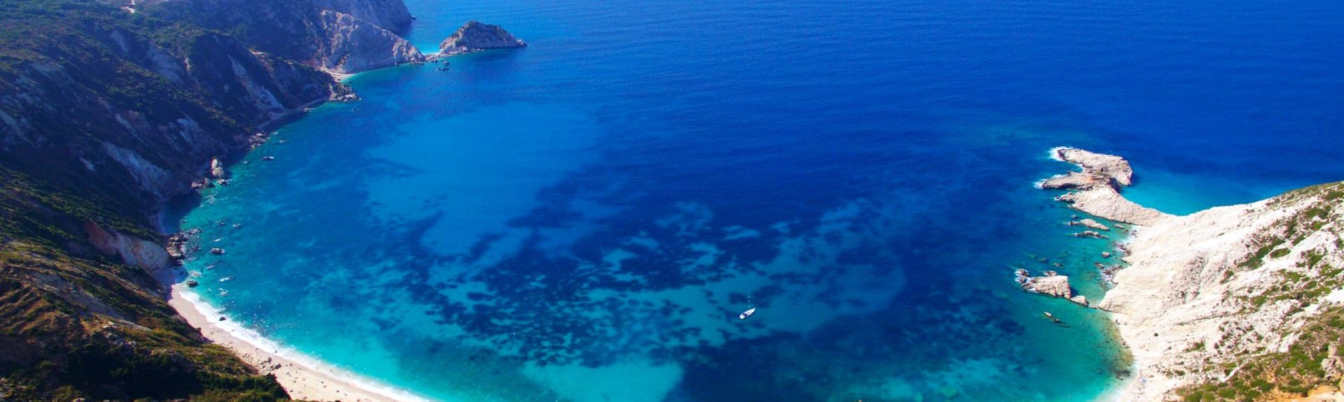 Hafen von Argostoli, Kefalonia, Region der Ionischen Inseln, Griechenland