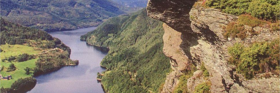 Nedstrand, Tysvar, Comté de Rogaland, Norvège