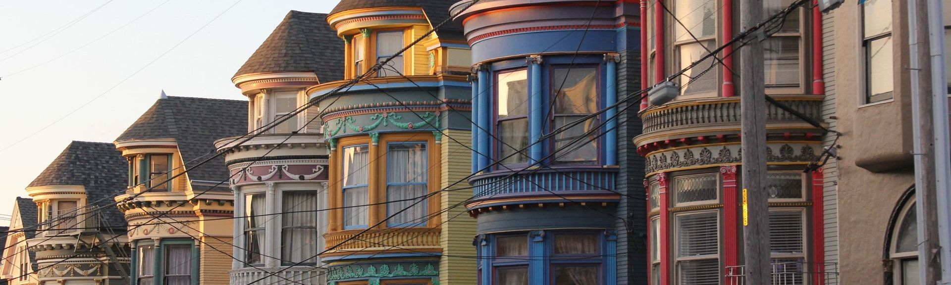 Haight-Ashbury, San Francisco, California, United States of America