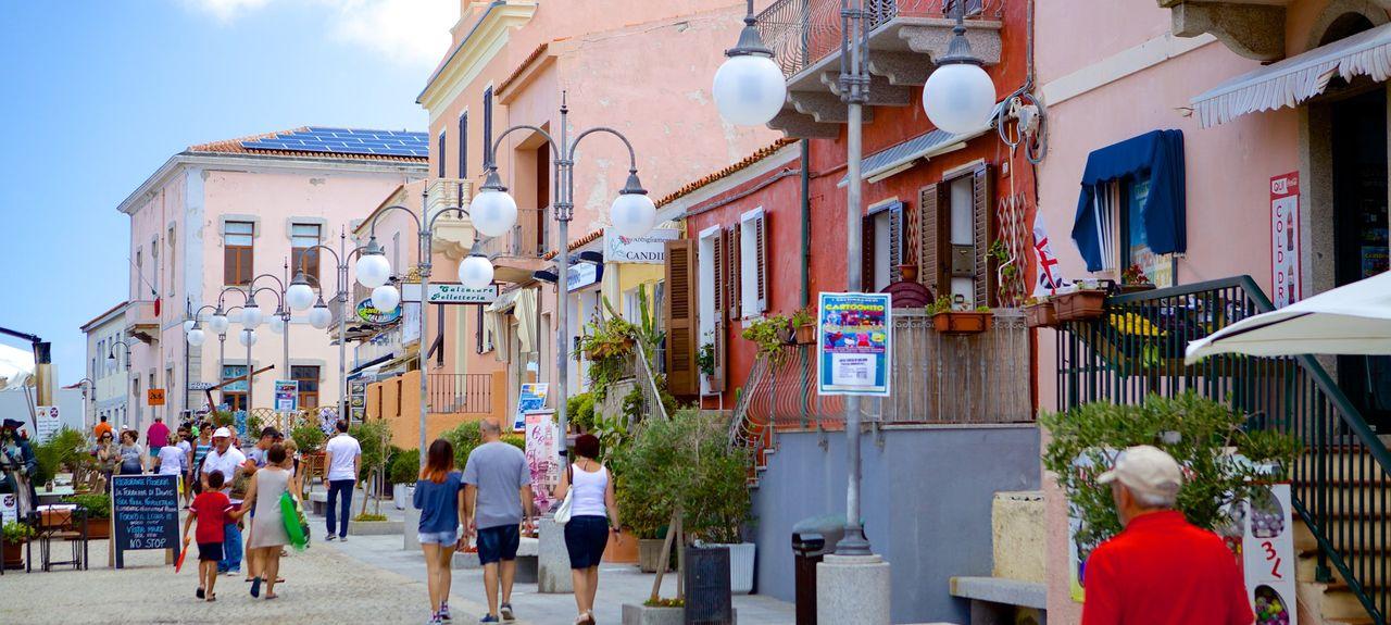 Porto Pollo, Sardynia, Włochy