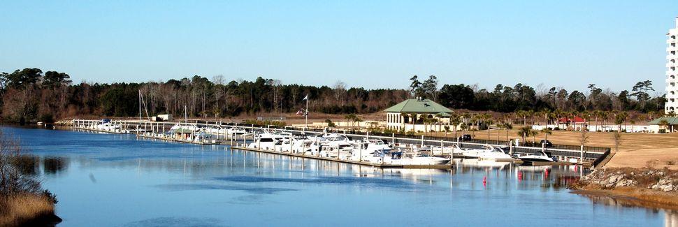 Willow Bend (North Myrtle Beach, Carolina del Sud, Stati Uniti d'America)