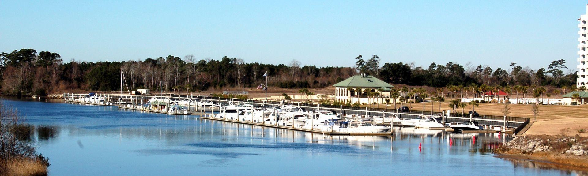 Willow Bend (North Myrtle Beach, Caroline du Sud, États-Unis d'Amérique)