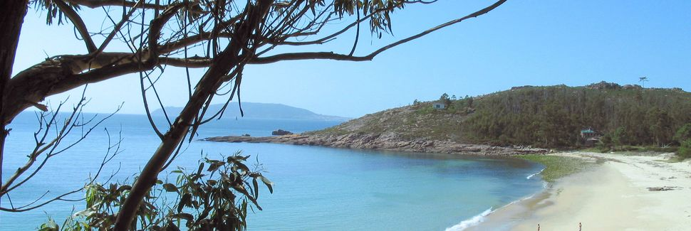 Lira, Carnota, Galicien, Spanien