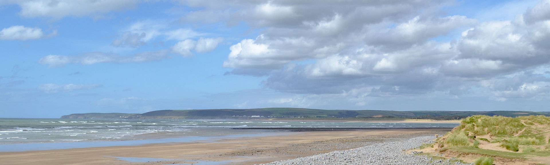 Westward Ho!, Devon, England, UK