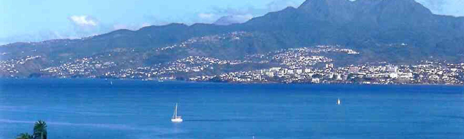 Anse Mitan, Trois-Ilets, Martinique